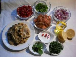 INGREDIENTES BABA KANUCH