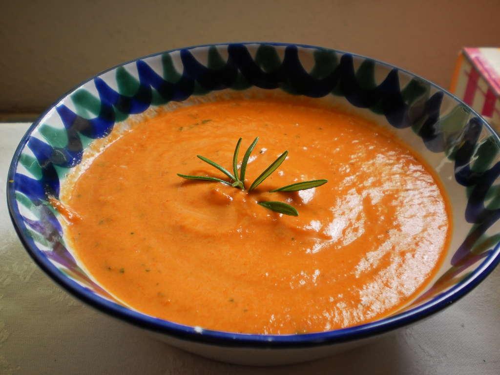 receta salsa de pimientos