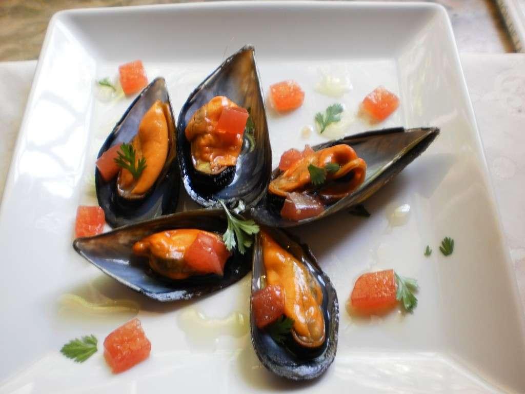 Doce aperitivos geniales de pescado y marisco cocina - Aperitivos de mariscos ...