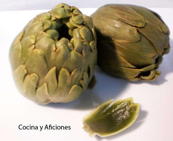 Como Se Cocinan Las Alcachofas | Tecnicas De Cocina Cocer Alcachofas Enteras Cocina Y Aficiones